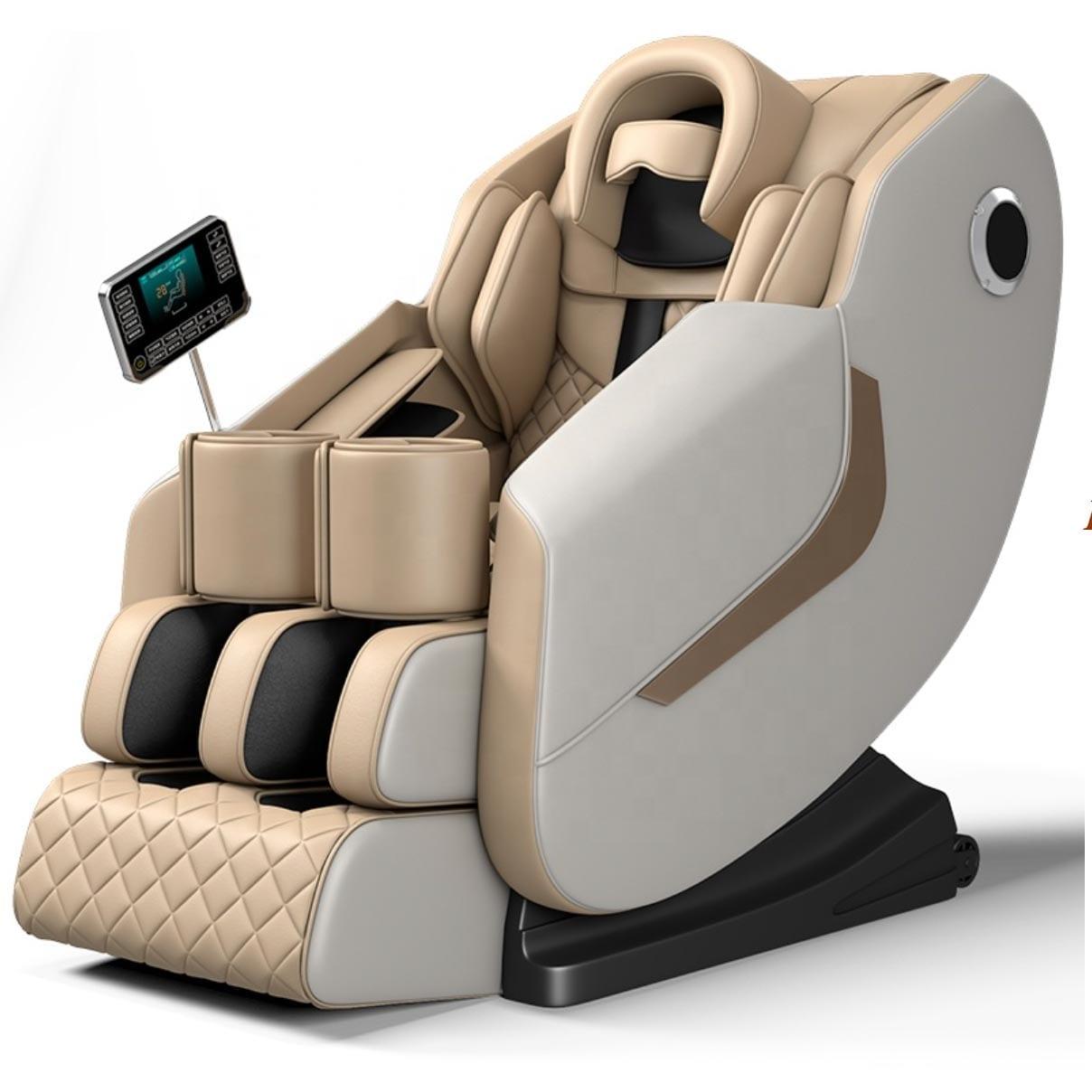 Full-option-massage-chair-beige